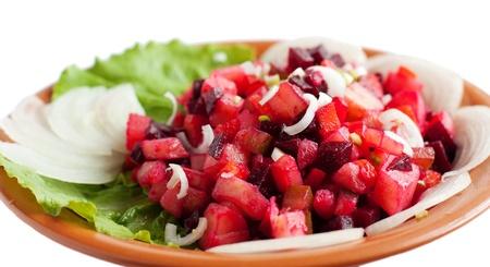 """huzarensalade: Een heerlijke en voedzame salade. """"Salade van rode biet"""", """"huzarensalade"""""""