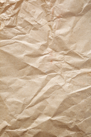 craft background: Kraft paper metal, craft background