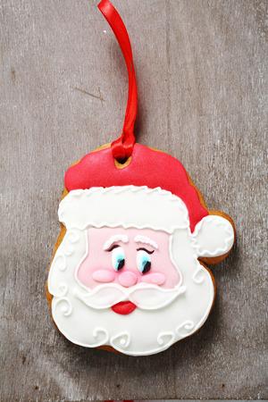 tradition: tradition cookies for christmas, santa