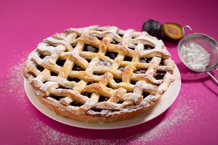 Sweet summer pie