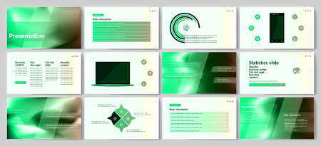 This template is the best as a business presentation, used in marketing and advertising, flyer and banner, the annual report Stock fotó - 124171279