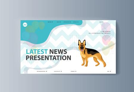 Presentation of the pet classification brochure