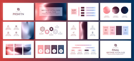 This template is the best as a business presentation, used in marketing and advertising, flyer and banner, the annual report Stock fotó - 122797135