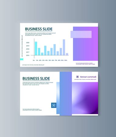 Set of brochures infographics for marketing the promotion goods and services on market. Vector illustration 写真素材 - 126625041