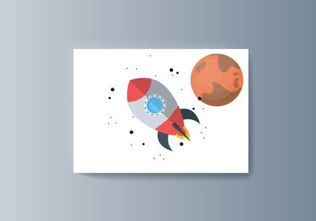 Space exploration and the trajectory of planets