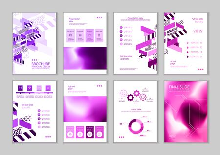 This brochure is the best as a business presentation, used in marketing and advertising, flyer and banner, the annual report