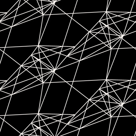 wickerwork: Seamless pattern. Geometric texture. Abstract background. backdrop mobile smartphone tablet desktop wallpaper banner web design element scrap booking textile vector illustration Illustration