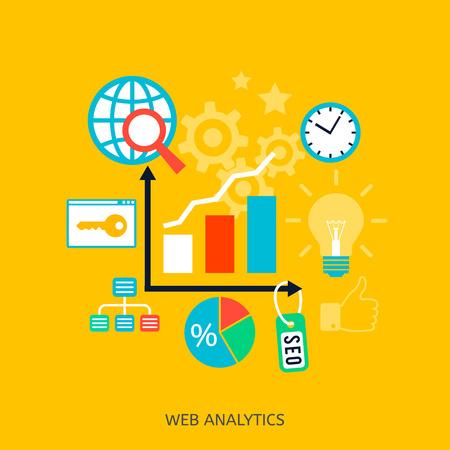 seo: SEO optimization icons. Web development, internet marketing, web design, tags, target strategy, analysis