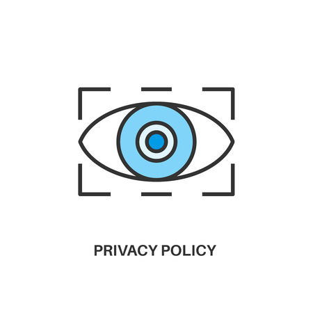 secret identities: Privacy policy icon