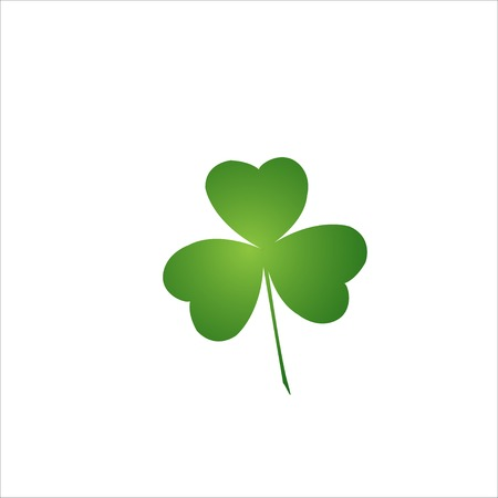 Nice  lucky clover  for patricks day photo