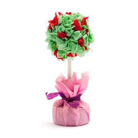 topiary: Nice and beautiful handmade tree topiary