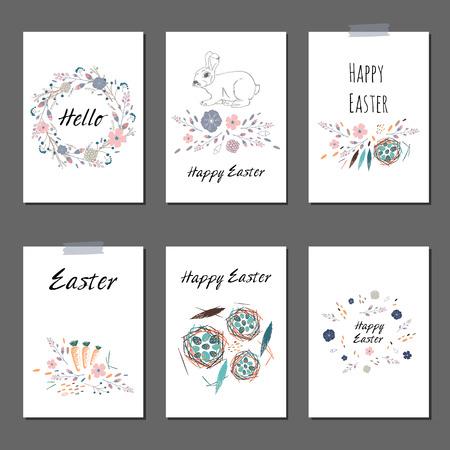 Happy Easter Ilustração