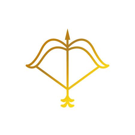 Template minimalistic symbol