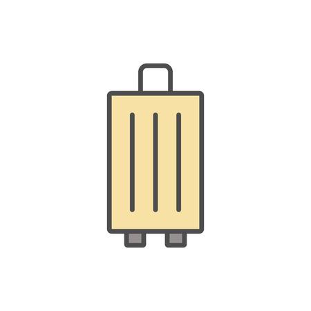 Modèle symbole minimaliste Banque d'images - 81365459