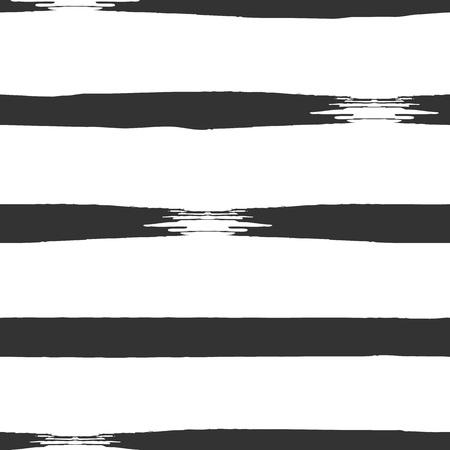 Striped seamless pattern Illustration