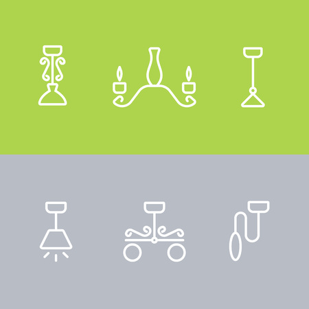 Chandelier set collection