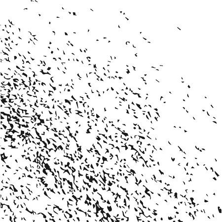Grunge Black and White Distress Texture Reklamní fotografie - 86261262