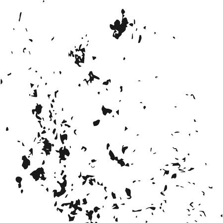 Grunge Black and White Distress Texture Reklamní fotografie - 86261263