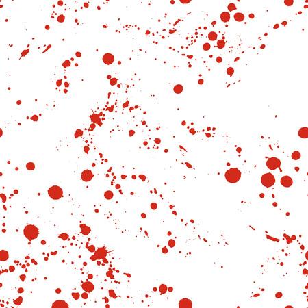 Seamless halloween pattern Vector illustration.