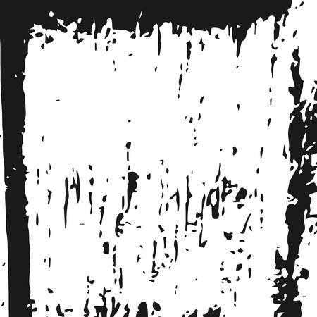 グランジ黒と白の苦悩のテクスチャ