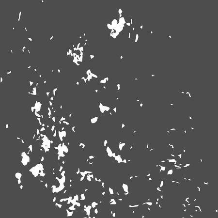 Grunge texture noir et blanc détresse mur . illustration vectorielle . placez simplement sur fond . placez votre élément de conception pour créer une illustration unique . placez votre conception Banque d'images - 86635152