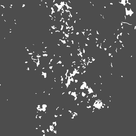 グランジの黒と白の苦痛のテクスチャ