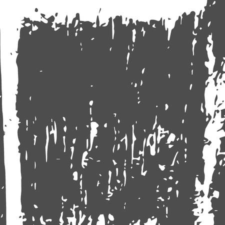 Grunge texture noir et blanc détresse mur . illustration vectorielle . placez simplement sur fond . placez votre élément de conception pour créer une illustration unique . placez votre conception Banque d'images - 87710808