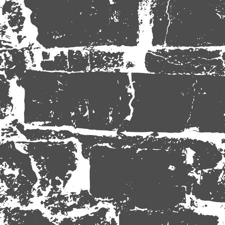 Grunge Black and White Distress Texture Archivio Fotografico - 101291814