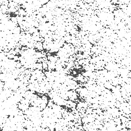 Grunge Schwarz-Weiß-Not-Textur Vektorgrafik