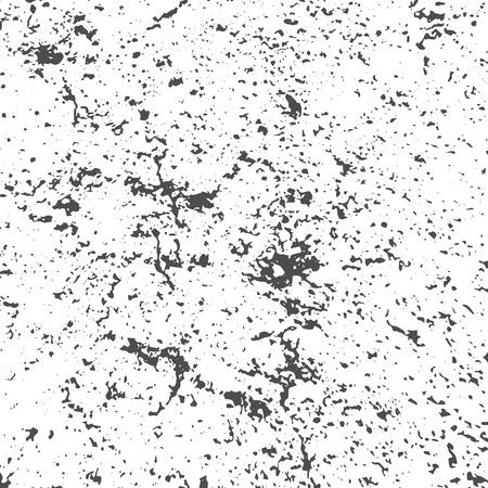 Texture de détresse grunge noir et blanc Vecteurs