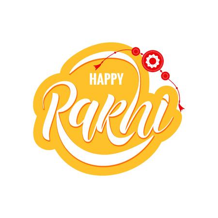 Rakshi typography lettering poster
