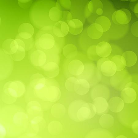green abstract light background. Ilustração
