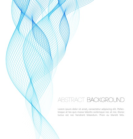 Vector abstract waves background template business brochure vector vector abstract waves background template business brochure design accmission Image collections