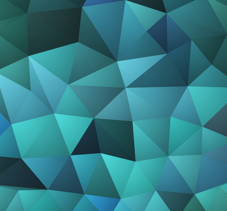 Abstract blue background. Vector illustration for design