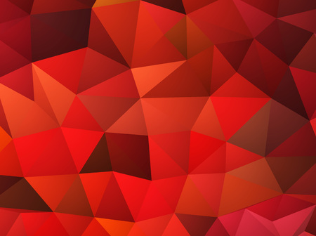 Abstract red background. Web design. Vector illustration