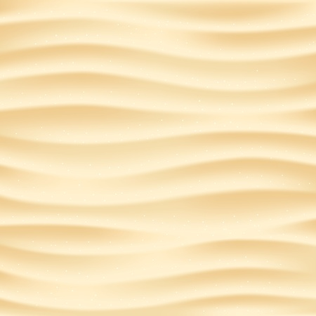 Beach sand background. Mesh