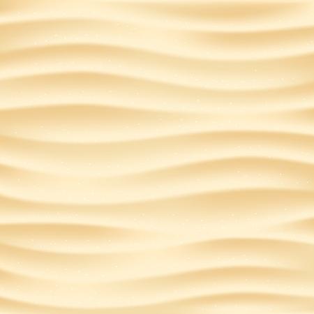 duna: Fondo de arena de la playa. Malla Vectores