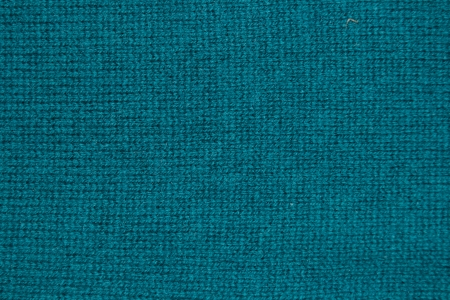 materia: Background: turquoise fabric texture