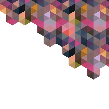 Triangle Pattern, Backrgound, Texture Vector Hexagon, Space for text
