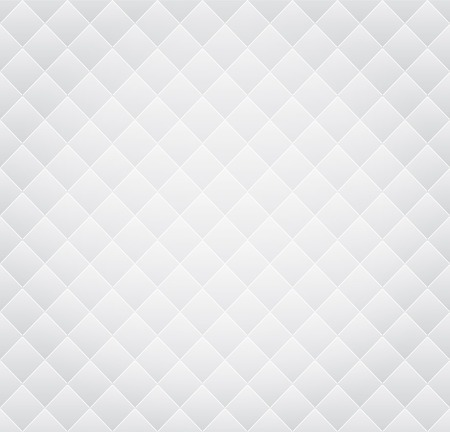 Vector White Leather Vintage Seamless Background Pattern