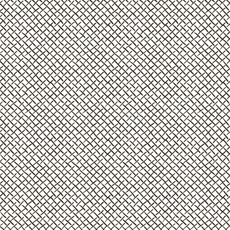 ink drawing: Abstract Black Hand Sketched Grid Seamless Background Pattern. Vector Illustration. Pattern Swatch. Ink Drawing