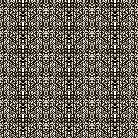 webbing: Abstract Black Hand Sketched Scribble Seamless Background Pattern with Curves. Vector Illustration. Pattern Swatch. Ink Drawing. Texture