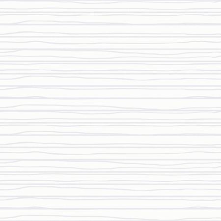抽象的な微妙な白い手は、横縞のシームレスな背景のテクスチャ パターンをスケッチしました。ベクトルの図。パターンスウォッチ。インク描画