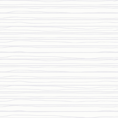 Abstract Subtle White Hand Sketched Horizontal Stripes Seamless Background Texture Pattern. Vector Illustration. Pattern Swatch. Ink Drawing