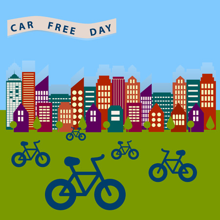 liberate: day freet cars to liberate the city from the exhaust gases