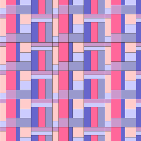mondrian: Squares pattern in abstract style.