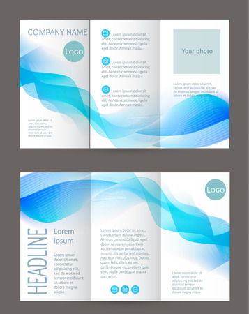 corporate background: Corporate business stationery templat