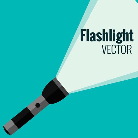 Flashlight Illusztráció