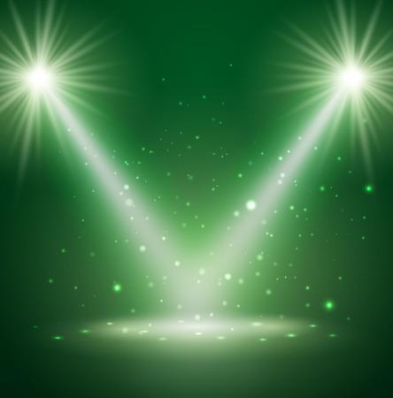 light background made in vector illustration EPS10. Illustration