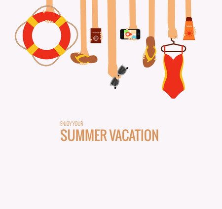 sunglasses recreation: summer travel
